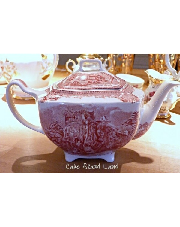 (OUT OF STOCK) JOHNSON BROTHERS FARNHAM CASTLE TEA...